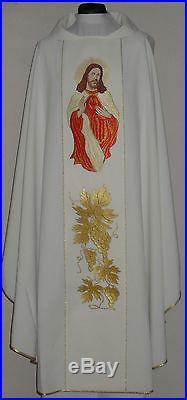 Chasuble, Casula, Vestment, Pianeta, Casel, Casulla Kasel-messgewand