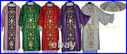 Casula, Chasuble, Vestment, Casel, Casulla Kasel-messgewand