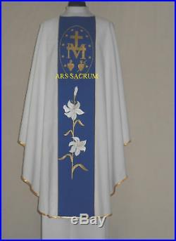 Chasuble, Casula, Vestment, Casel, Casulla Kasel-messgewand