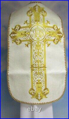 Chasuble, Casula, Vestment, Casel, Casulla Kasel-messgewand, It