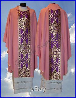 Chasuble Kasel Messgewand Vestment Casula 214-R us