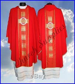 Chasuble Kasel Messgewand Vestment Casula 235-C us