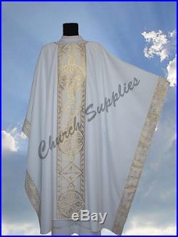 Chasuble Kasel Messgewand Vestment Casula MX013-B us