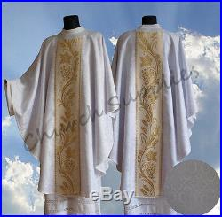 Chasuble Vestment Kasel Messgewand Casula 043-B25