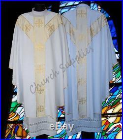 Chasuble Vestment Kasel Messgewand Casula GY-203-B
