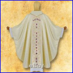 Christmas Messgewand Chasuble Vestment Kasel