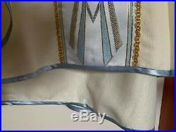 Ecru marian Chasuble Vestment Kasel Messgewand