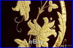 Gold Vestment Chasuble Kasel Messgewand Stole Stola Maniple