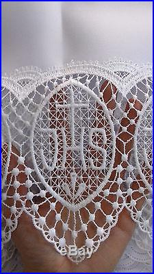 Lace Altarcloth Messgewand Chasuble Vestment Kasel