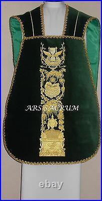 Promotion! Chasuble, Casula, Vestment, Casel, Casulla Kasel-messgewand