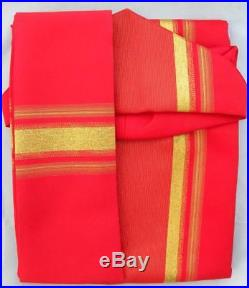 Red Messgewand Chasuble Vestment Kasel