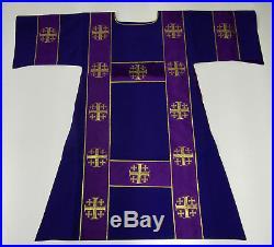 Roman Dalmatic, Chasuble, Casula, Vestment, Casel, Casulla Kasel-messgewand