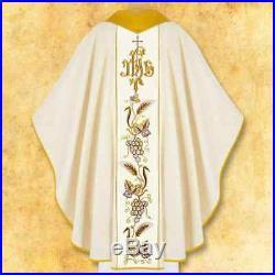 St. John Paul II Messgewand Chasuble Vestment Kasel