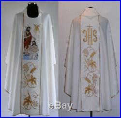 St. John the Baptist Messgewand Chasuble Vestment Kasel