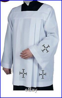 Surplice Cotta Kapelle Chasuble Vestment Kasel Messgewand